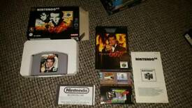 Nintendo 64 Boxed N64 Bundle in Mint Condition