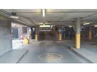 Secure private car park space, £90/month, Staines town centre