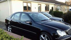Mercedes benz c200 k lovely family car years mot