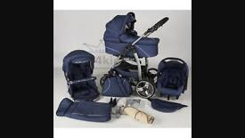 Full Travel system