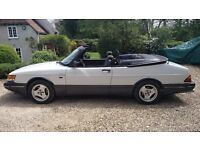 SAAB 900 Classic convertible turbo