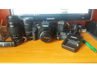 Canon EOS 500D With Plenty Of Extras. Cash or Swap.