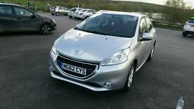 Peugeot 208 Active Perfect condition! Low mileage!