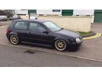 Volkswagen Golf MK4 GT TDI Air ride Air suspension TT dash BBS 200bhp