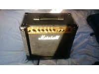 Marshall MG15CD Guitar Amplifier