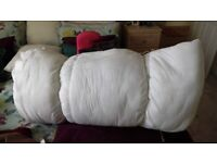 Free, super king duvet. Very good condition