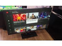 """LG 55"""" Full HD 1080p Freeview HD Smart LED TV £200"""