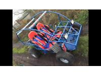 Quadzilla type buggy 250cc fully serviced not much use unwanted gift quad Scrambler pitbike
