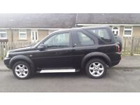 Land rover freelander xei spcial edition 1.8. M.O.T may 2018. Excellent condition inside and out