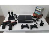 Ps3 with acessories