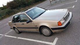 volvo classic car swap