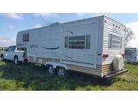 Gulf Stream 21FMS Fifth Wheel Trailer / Caravan - 6 Berth - Includes Pickup