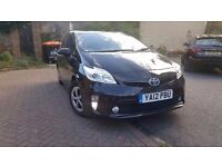 TOYOTA PRIUS 12 PLATE NEW SHAPE ONE OWNER FULL SERVICE HISTORY CAMERA NAVIGATION UK CAR HPI CLEAR