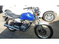 honda cg125 2006 cg 125 ideal first bike or cheap transport look