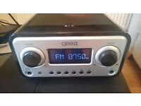 Gear 4 Compact Radio/Stereo for Sale £30