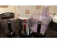 Kenwood food mixer with juicer /smoothie maker