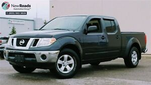 2011 Nissan Frontier SV, CREW CAB, ONE OWNER, NO ACCIDENT,,,,