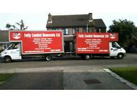 Fully loaded removals ltd man and van