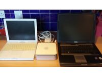 Apple and Dell