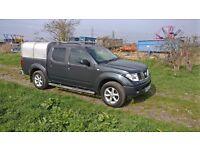 Nissan Navara D40 Adventura 2007
