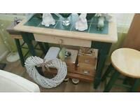 Stunning kitchen bench