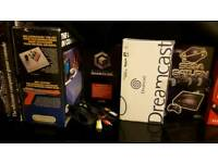 SEGA GAMES CONSOLES GAMES AND ACCESSORIES WANTED BY COLLECTOR