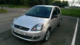 2008 Ford Fiesta 1.4 diesel £30/year road tax 95000 miles