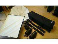 Bowens studio kit