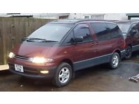 Toyota lucida estima emina (previa) 8 seater