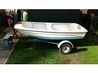 8ft Dory Boat