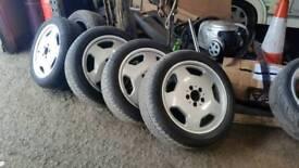 5x112 alloy wheels mercedes audi vw