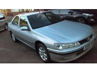 Peugeot 406, fully working order Diesel, cheep insurance and TAX. Good tyres, Full service history