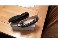 Boulevard casual shoe