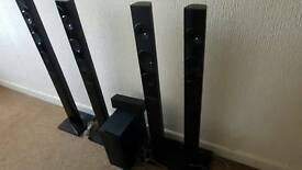 Samsung surround speakers