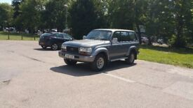 97 TOYOTA LANDCRUISER 80S 24 VALVE VX 4.2 TURBO DIESEL MANUAL