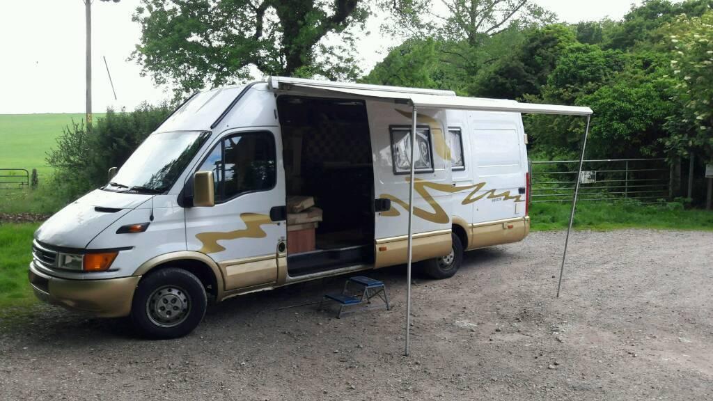 Iveco Daily Campervan In Blandford Forum Dorset Gumtree