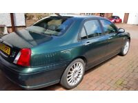 Rare Rover MGZT 190+ V6,2.5l-British Racing Green 2003