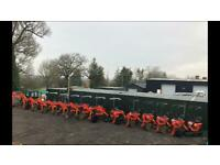 Reliable micro and mini digger hire in Essex