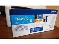 MFC Brother Toner TN-230C CYAN £30