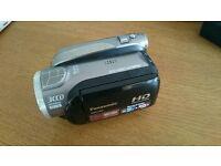Panasonic video camera, camcorder
