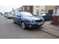 JAGUAR X TYPE V6 LOW MILEAGE 58k *OFFERS WELCOME*