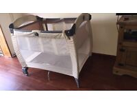 Graco Contour Electra Travel Cot