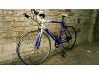 Road Bike (hand built in England)