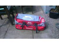 SLAZENGDER LIMITED EDITION TOUR STYLE CRICKET BAG