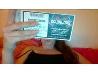 DOWNLOAD festival - weekend area only - £110 - paid £180 - got a pair, can sell together or seperate