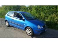 Vw polo 1.2 very cheap to run and insure