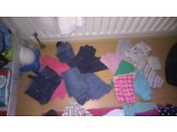 Girls clothes bundle 2 to 3 years. All used but in very good condition.