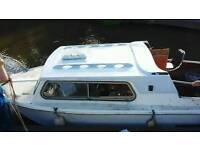 Shetland cabin cruiser
