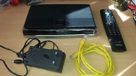 BT (Humax) Youview+ box, DTR-T2100, 500GB, DUAL TUNER,PVR Recorder