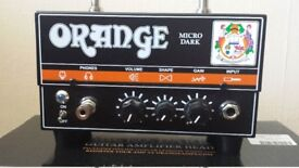 Orange Micro Terror Dark Electric Guitar Tube Amp (Hardly used)